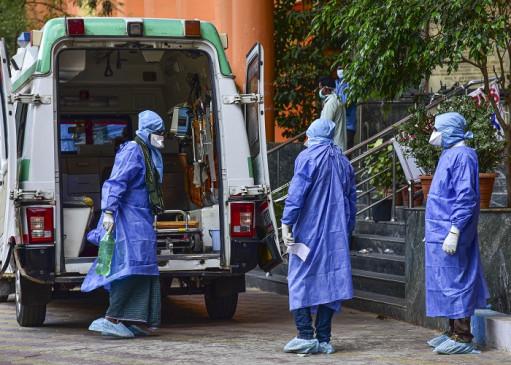 Coronavirus: नोएडा में 5, महाराष्ट्र में 8 नए मरीज मिले, देश में मामलों का आंकड़ा 900 पार