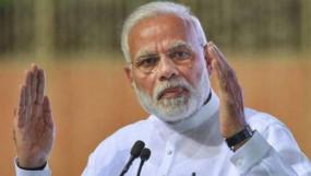 Coronavirus: नवरात्र का पहला दिन आज, PM मोदी बोले- कोरोना के खिलाफ लड़ाई लड़ने वालों के लिए प्रार्थना करूंगा