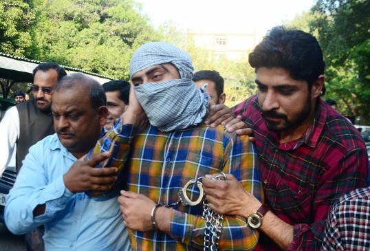 कोर्ट ने शाहरुख की पुलिस हिरासत तीन दिन बढ़ाई