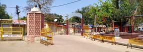 खजुराहो में लगा कफ्र्यू - कोरोना पाँजिटिव पाया गया एक मरीज