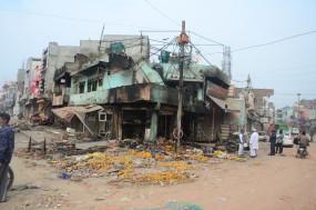दिल्ली हिंसा में मरने वालों की संख्या 45 हुई