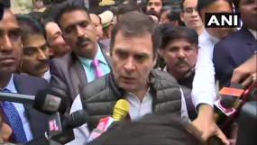 DELHI: हिंसा प्रभावित इलाके में बृजपुरी पहुंचे राहुल गांधी, बोले- भारत को बांटा जा रहा है