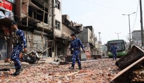 दिल्ली हिंसा : अदालत ने 2 को जमानत दी