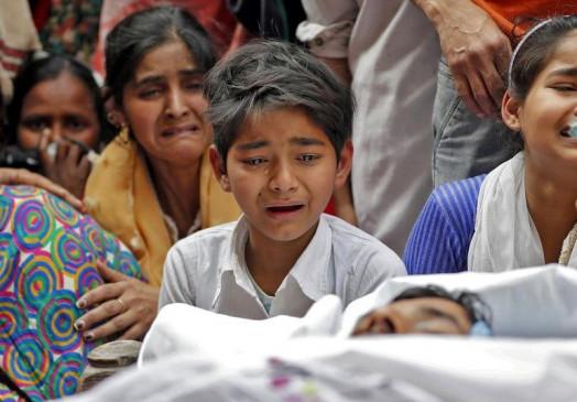 Fake News: क्या रोता हुआ बच्चा अंकित शर्मा का बेटा है?