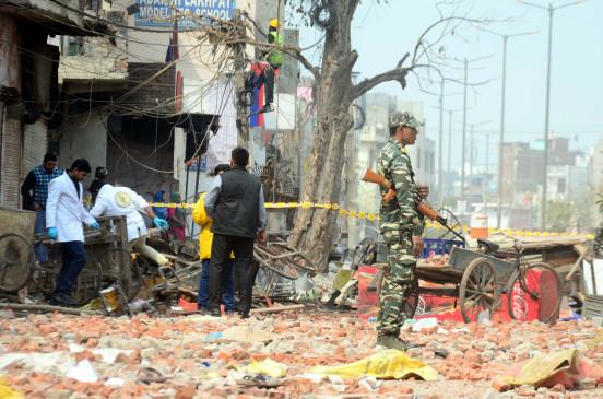 अमेरिका के 21 विश्वविद्यालयों में दिल्ली हिंसा के खिलाफ प्रदर्शन