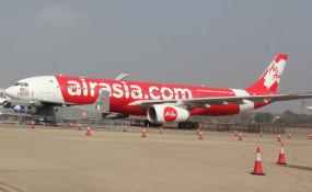 एयर एशिया के विमान की कोलकाता में आपात लैंडिंग