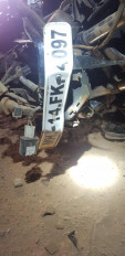 ट्रक की चपेट में आए चार युवक, दर्दनाक हादसे में तोड़ा दम