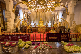अजब-गजब: श्रीलंका के इस मंदिर में आज भी रखा है गौतम बुद्ध का दांत, जानें इस जगह की अहमियत