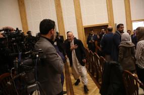 गनी ने अंतर-अफगान वार्ता के लिए प्रतिनिधियों की सूची जारी की