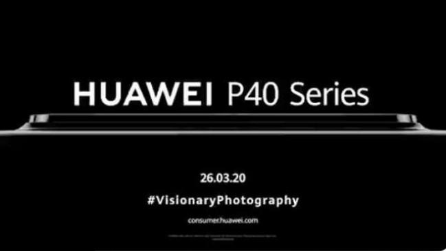 घोषणा: Huawei P40 सीरीज 26 मार्च को होगी लॉन्च, कंपनी ने किया कंफर्म