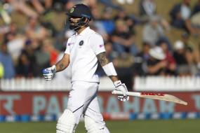 आईसीसी टेस्ट रैंकिंग : कोहली, भारत दोनों शीर्ष पर बरकरार