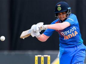 ICC womens t-20 ranking: शेफाली वर्मा की लंबी छलांग, टॉप पर पहुंची