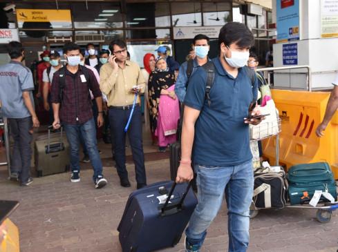 राजस्थान में दंपति कोरोना संक्रमति, स्पेन की यात्रा की थी