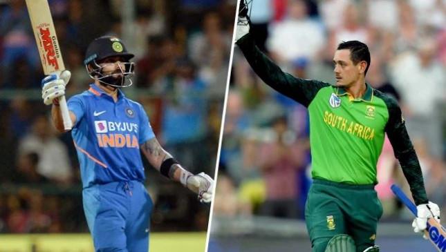 IND VS RSA: पहला वनडे मैच आज, टीम इंडिया के पास साल की तीसरी और आखिरी सीरीज जीतने का मौका