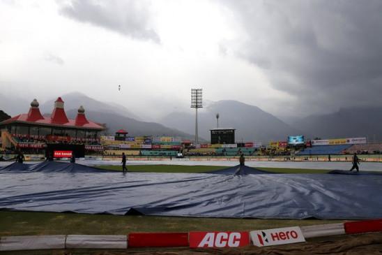 IND VS RSA: बारिश के कारण पहला वनडे मैच रद्द, टॉस भी नहीं हो सका