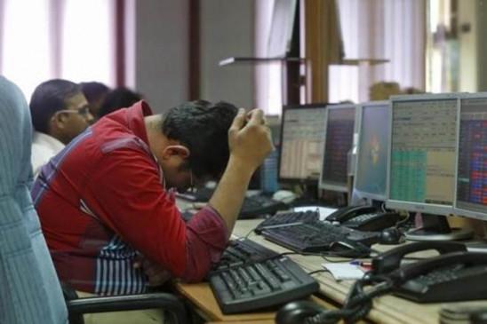 कोहराम: शेयर बाजार में एक दिन की सबसे बड़ी गिरावट, निवेशकों के 11 लाख करोड़ रुपए डूबे