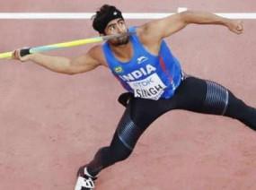 शिवपाल सिंह ने जेवलिन थ्रो में हासिल किया टोक्यो ओलंपिक टिकट