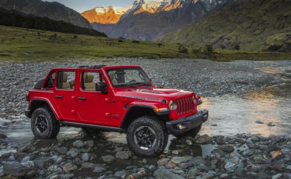 न्यू लॉन्च: Jeep Wrangler Rubicon भारत में हुई लॉन्च, जानें कीमत