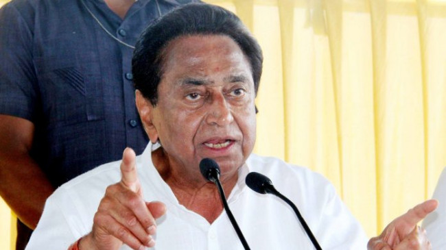 मध्य प्रदेश: मुख्यमंत्री कमलनाथ ने किया इस्तीफा का ऐलान, दिग्विजय बोले- हमारे पास बहुमत नहीं