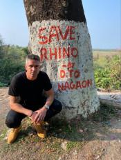 वाइल्ड लाइफ पर डॉक्यूमेंट्री की शूटिंग के लिए केविन पीटरसन भारत में