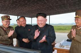 किम ने लंबी दूरी के तोप अभ्यास का निरीक्षण किया : उत्तर कोरिया