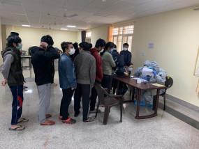 कोविड-19 : देश की 111 प्रयोगशालाओं में होगी जांच