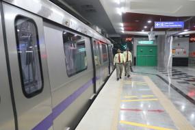 कोविड-19 : डीएमआरसी ने स्टाफ को किया सतर्क, यात्रियों को भी करेंगे जागरूक