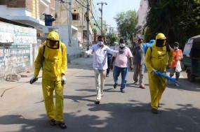 कोविड-19 : तेलंगाना में पहली मौत, 6 नए मामले