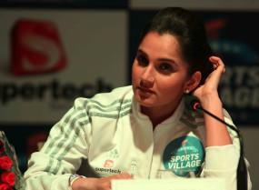 कोविड-19 : दैनिक मजदूरों की मदद के लिए आगे आईं सानिया मिर्जा