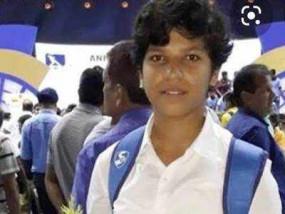 कोविड-19 : महिला क्रिकेटर रिचा घोष ने दिए 1 लाख रुपये