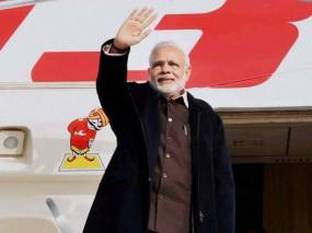 Modi visits: पांच सालों में पीएम मोदी की विदेश यात्राओं पर खर्च हुए 446.52 करोड़ रुपये
