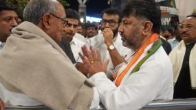 MP Political Crisis: बागी विधायकों से मिलने पर अड़े दिग्गी, कहा- गुप्त नहीं खुलेआम करूंगा मुलाकात