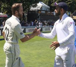 NZ VS IND: कोहली ने कहा, यह मानना पड़ेगा कि हमने गलतियों में सुधार नहीं किया