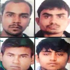 निर्भया मामला : डॉक्टरों ने चारों दोषियों की मौत की पुष्टि की