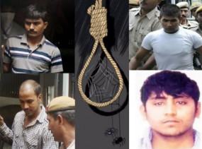 Nirbhaya Gang Rape: जेल प्रशासन ने दोषियों से पूछी अंतिम इच्छा, कल फांसी होना तय