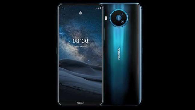 New launch: Nokia 8.2 5G हुआ लॉन्च, इसमें है क्वाड कैमरा सेटअप
