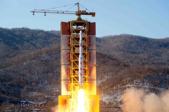 उत्तर कोरिया का दावा, सुपर लार्ज मल्टीपल रॉकेट लॉन्चर का परीक्षण किया