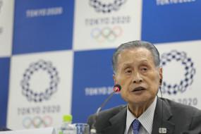 टोक्यो ओलम्पिक रद्द करने के बारे में नहीं सोच रहे : योशिरो मोरी