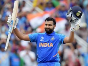 क्रिकेट: पाकिस्तान का यह खिलाड़ी हिटमैन रोहित शर्मा को मानता है अपना आदर्श