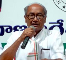 MP Politics: दिग्विजय सिंह ने कहा- भगवान से प्रार्थना, सिंधिया भाजपा में सुरक्षित रहें