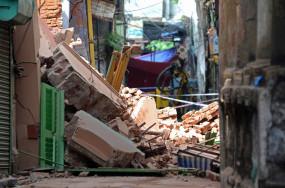 पंजाब: मकान की छत गिरने से एक ही परिवार के चार लोगों की मौत