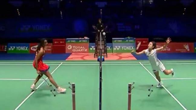 बैडमिंटन : सिंधु ऑल इंग्लैंड चैंपियनशिप के क्वार्टरफाइनल में हारीं, नोजोमी ओकुहारा ने हराया