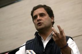 राहुल ने गांव लौट रहे प्रवासी मजदूरों को भोजन, आश्रय देने की अपील की