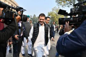राहुल गांधी ने सीएए पर मुस्लिमों को भड़काया : बिधूड़ी
