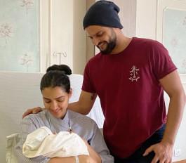 पिता बनने की बधाई देने पर रैना ने तेंदुलकर को कहा शुक्रिया