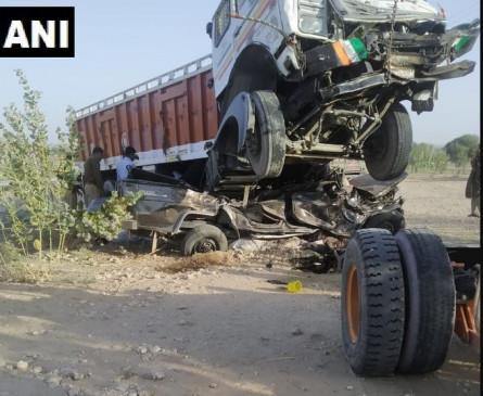 Accident in Jodhpur: राजस्थान के जोधपुर में दर्दनाक सड़क हादसा, 11 लोगों की मौत