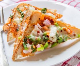RECIPE: होली पर बनाएं ब्रेड पिज्जा, तारीफों के बंधेंगे पुल