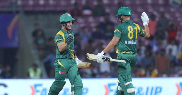 Road Safety World Series: साउथ अफ्रीका लेजेंड्स ने विंडीज लेजेंड्स को 6 विकेट से हराया