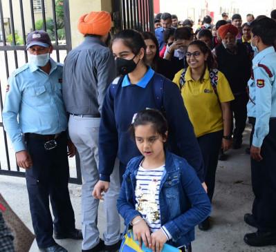 सिकंदराबाद के महेंद्रा हिल्स में स्कूल बंद