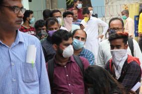 आंध्रप्रदेश में कोविड-19 संक्रमण का दूसरा मामला